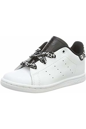 adidas Unisex Babies' Stan Smith I Gymnastics Shoes, FTWR /Core