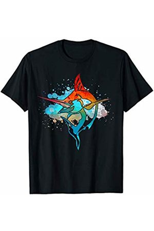 Love Fishing Apparel Gifts Sport Fishing Fisherman Marlin Swordfish Sailfish Billfish T-Shirt