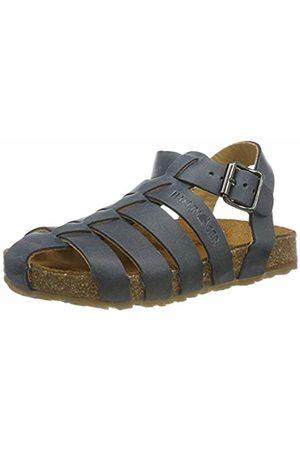 Haflinger Boys' Pepe Ankle Strap Sandals 3 UK
