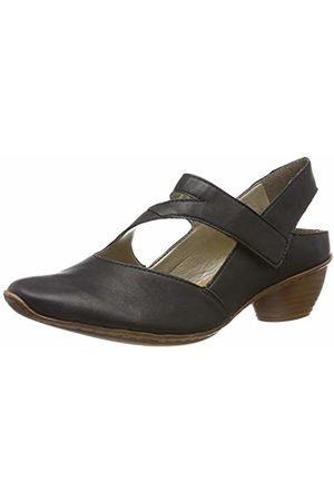 Rieker Women Heels - Women's 43768-00 Closed-Toe Pumps