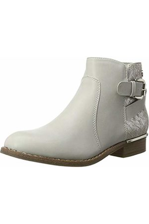 Xti Women's's ICE PU Combined Ladies Ankle Boots Boat Shoes 3 UK