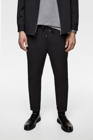 Zara Traveler jogging trousers