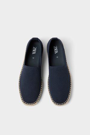 Zara Technical fabric espadrilles