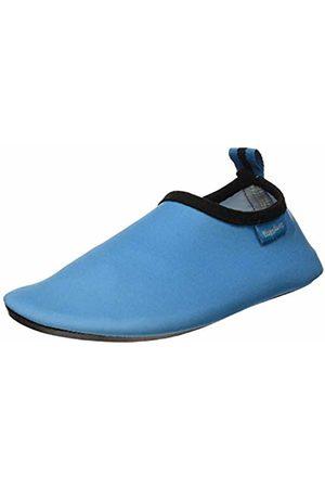 Playshoes Kids Unisex-Kinder Badeslipper, Badeschuhe Uni Aqua Schuhe Water Shoes, ( 7)
