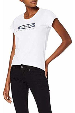G-Star Women's Graphic Logo 20 Slim T-Shirt, ( 110)