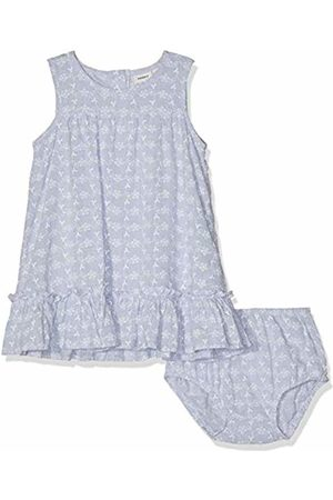 Name it Baby Girls' NBFFAIRY Spencer W. Brief Clothing Set, Blau Skyway