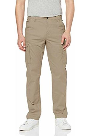 MERAKI Men's Stretch Slim Fit Cargo Trousers