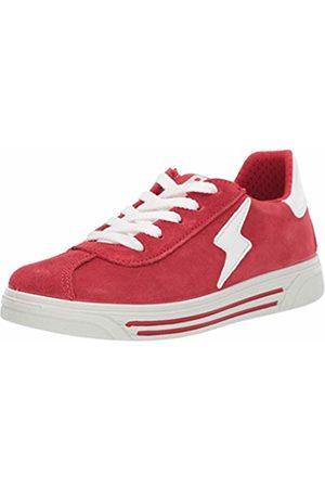 Primigi Boys'' PHU 33830 Low-Top Sneakers /Bianco 3383011 2 UK