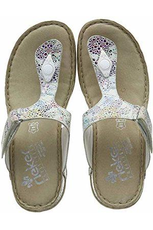 Rieker Women's 61165-92 Flip Flops