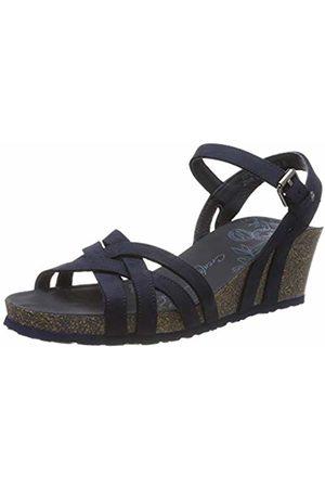 Panama Jack Women's Vera Basics Ankle Strap Sandals 4 UK