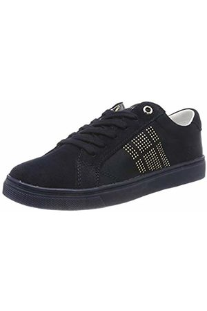 Tommy Hilfiger Women's Sparkle Satin Essential Sneaker Low-Top