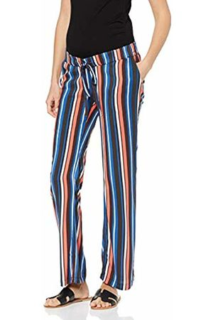 Supermom Women's Pants Utb Blue Stripe Maternity Trousers Not Applicable