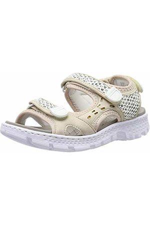 Rieker Women's 67888-60 Closed Toe Sandals