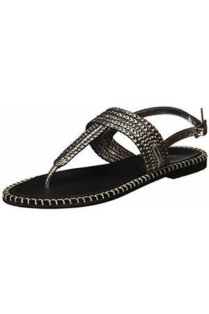 Les Tropéziennes par M Belarbi Women's Opper Sling Back Sandals