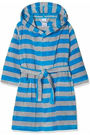 Sanetta Boys' Bathrobe-232193.0 Dressing Gown, (Glacier 5879.0)