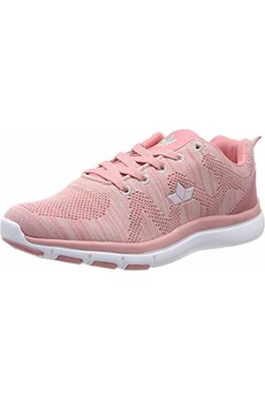 LICO Women's Colour Low-Top Sneakers, Rosa
