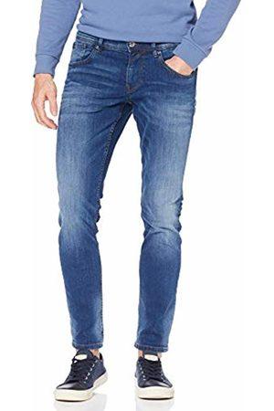 Tom Tailor Denim (NOS) Men's Culver Skinny Jeans, (Used Dark Stone 10120)