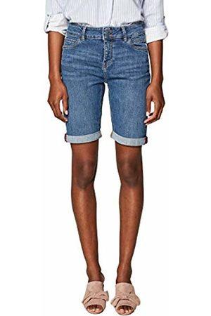 Esprit Women's 039ee1c004 Bermudas, ( Medium Wash 902)
