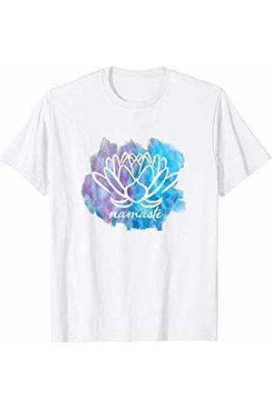 Official Get Hopped Apparel Namaste Mindfulness Meditation Cute Yoga T-Shirt