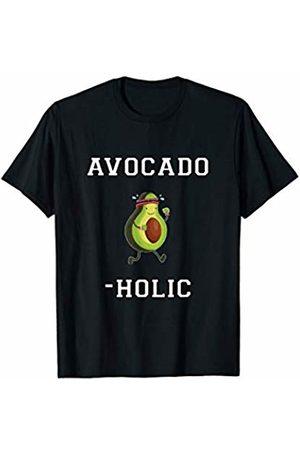Happy Keto Avocado Tees Avocado - holic funny Keto Diet fitness T-Shirt