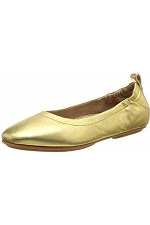FitFlop Women's Allegro Closed Toe Ballet Flats