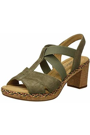 Gabor Shoes Women's Comfort Sport 22.773 Ankle Strap Sandals