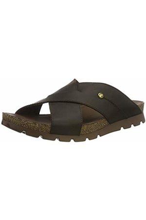 Panama Jack Men's Salman Open Toe Sandals (Marron C7) 8 UK