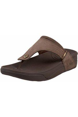 FitFlop Men's DASS Tm Flip Flop Size: 11