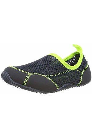LICO Unisex Kids' Sea Water Shoes, Marine/Lemon