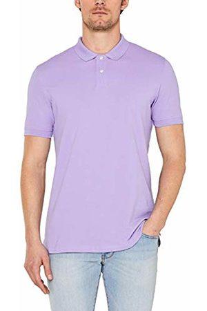 Esprit Men's 029ee2k034 Polo Shirt (Lavender 570) XXX-Large