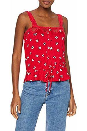 Springfield Women's 9.t.ap.tir Crochet Print T-Shirt