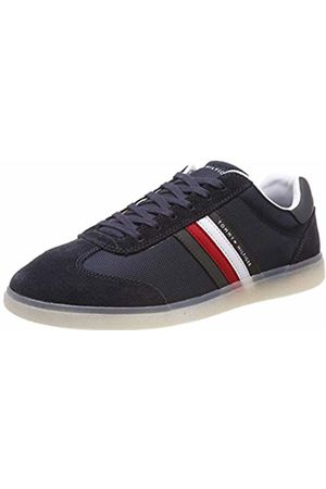 Tommy Hilfiger Seasonal Corporate Mix Cupsole, Men's Low-Top Sneakers