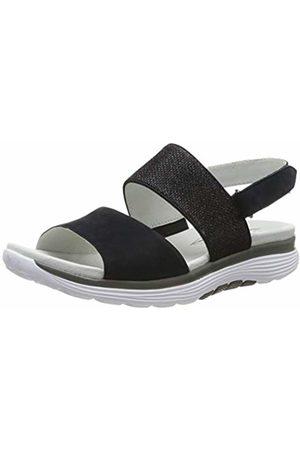 Gabor Shoes Women's Rollingsoft Ankle Strap Sandals