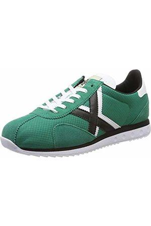 Munich Unisex Adults' Sapporo Low-Top Sneakers, (Verde/Negro 51)