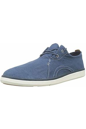 Timberland Men's Gateway Pier Canvas Sensorflex Oxfords , (Midnight Navy Canvas 431)