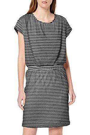 Ichi Women's Ihmoto Ss Dr2 Dress (Small Stripe 10016) Medium