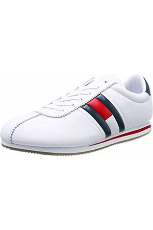 Tommy Hilfiger Men's Retro Flag Sneaker Low-Top