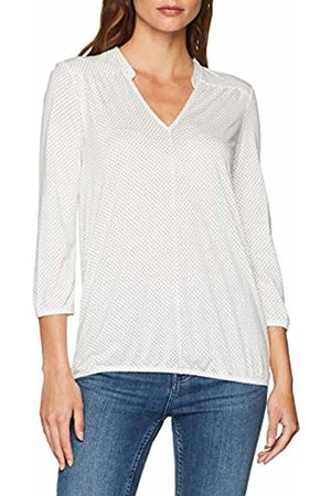 Marc O' Polo Women's 808300952293 Longsleeve T - Shirt, Off- Off- (Combo H78)