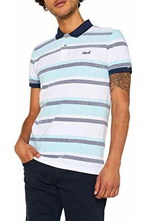 Esprit Men's 059EE2K012 Polo Shirt, ( 100)