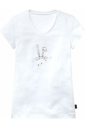 Schiesser Girl's Mix & Relax Shirt 1/2 Pyjama Top