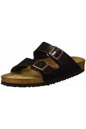 Birkenstock Men's Arizona SFB Open Toe Sandals, Amalfi Testa Di Moro