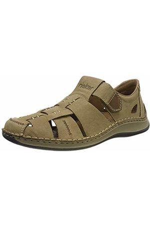 Rieker Men's 05285-20 Closed Toe Sandals 8 UK