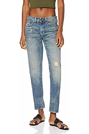 G-Star Women's Midge Saddle Boyfriend Jeans