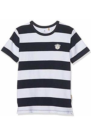 Bellybutton mother nature & me Boy's T-Shirt 1/4 Arm Navy Blazer| 3105