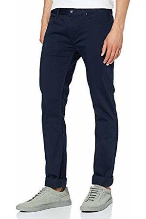 HUGO BOSS Men's 708 Slim Fit Jeans, (Dark 405)