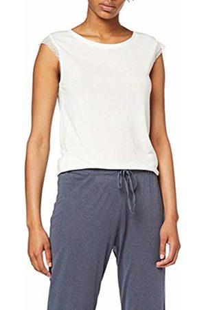 Skiny Women's Sleep & Dream Shirt Kurzarm Pyjama Top