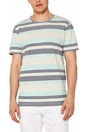 Esprit Men's 059EE2K010 T-Shirt, ( 110)
