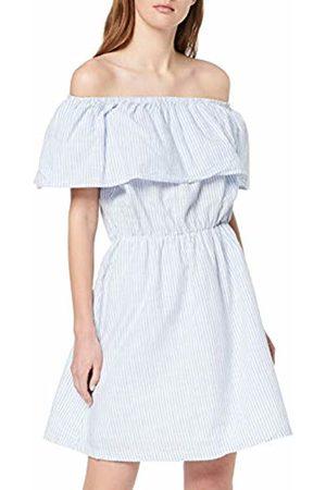 Ichi Women's Ihgry Dr3 Dress, (Della Robbia Stripe 14554)