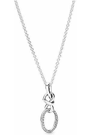 PANDORA Women Pendant Necklace 398078CZ-60