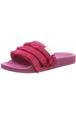SCOTCH & SODA FOOTWEAR Women's Alie Mules, (Tropical S55)